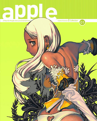 Apple Volume 1 (v. 1)Paperback – July 1, 2008  byVarious(Author),Various Art