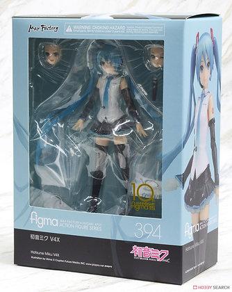 figma Hatsune Miku V4X (PVC Figure)