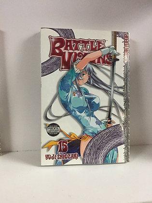 Battle Vixens Volume 15 Paperback – April 27, 2010 by Yuji Shiozaki (Author)