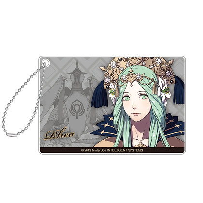 """Fire Emblem Three Houses"" Acrylic Key Chain 39 Rhea By Empty"