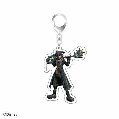 Square Enix Kingdom Hearts III / Acrylic Keychain (Sora -The Caribbean Ver.-)