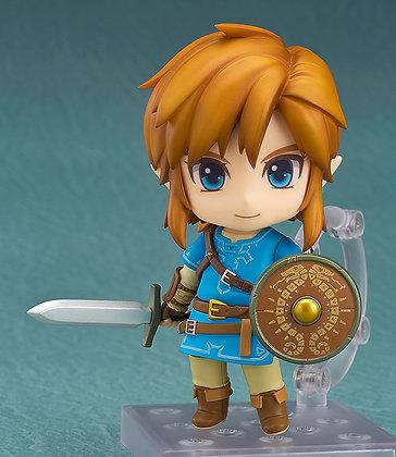 "Nendoroid ""The Legend of Zelda: Breath of the Wild"" Link Breath of the Wild Ver."