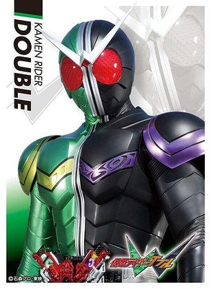"""Character Sleeve """"Kamen Rider W"""" Kamen Rider W EN-667"""
