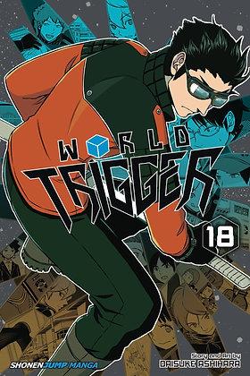 WORLD TRIGGER GN VOL1 - 18  VIZ MEDIA LLC