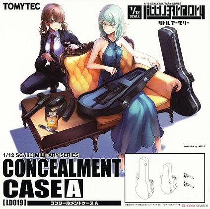 1/12 Little Armory (LD019) Concealment Case A (Plastic model)