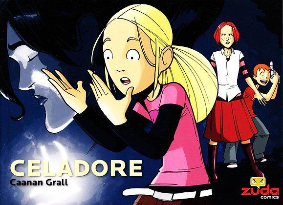 CELADORE TP VOL 01 DC COMICS (W/A/CA) Caanan Grall Written by CAANAN GRALL Art a