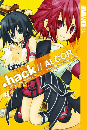 HACK ALCOR GN TOKYOPOP (W) Izumibara Rena (A/CA) Amou Kanami In this stunning ad