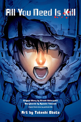 ALL YOU NEED IS KILL 2IN1 MANGA GN (C: 1-0-0) VIZ MEDIA LLC (W) Hiroshi Sakuraza