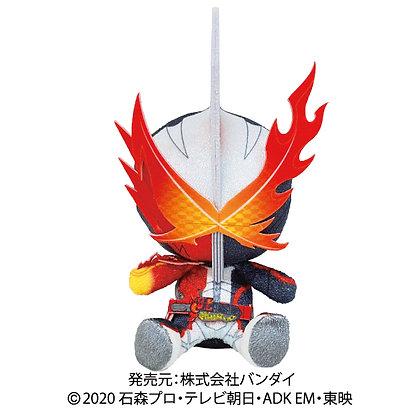 """Bandai """"Kamen Rider Saber"""" Chibi Plush Kamen Rider Saber"""