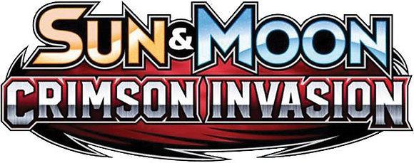 Pokemon TCG: Sun & Moon Crimson Invasion Booster Display (36)