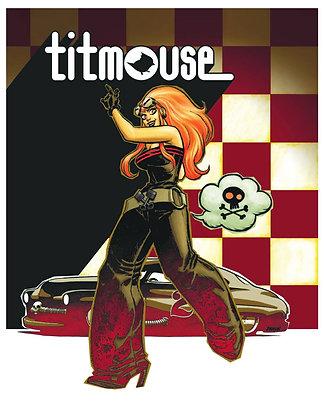 TITMOUSE HC VOL 01 (MR) TITMOUSE INC (W/A) Various (CA) Dave Johnson Titmouse is