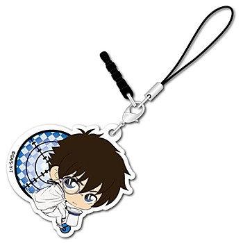 """Detective Conan"" Bocchi-kun Acrylic Charm Kaito Kid"