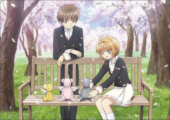 """""""Cardcaptor Sakura: Clear Card Arc"""" Clear File Sakura & Syaoran"""
