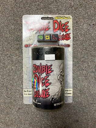 ZOMBIE DICE DELUXE Edition  STEVE JACKSON GAMES