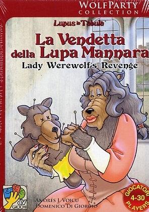 Davinci Games Lady Werewolfs Revenge
