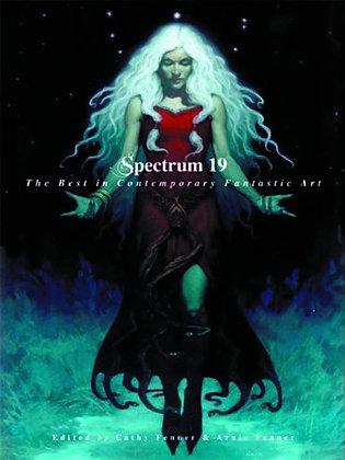 SPECTRUM HC VOL 19  UNDERWOOD BOOKS