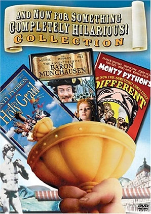 The Monty Python Box Set (Monty Python & The Holy Grail / And Now For Something