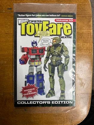 Twisted Toyfare Theatre Volume 10 Collector's Edition
