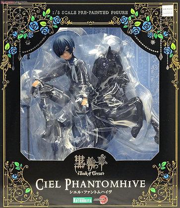 Black Butler ARTFX J Ciel Phantomhive (PVC Figure) Statue