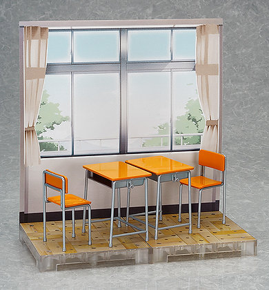 Max Factory Figma PLUS Classroom