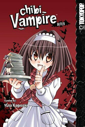 CHIBI VAMPIRE BITES OFFICIAL FAN BOOK (MR) (C: 0-1-1) TOKYOPOP