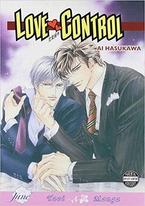 Renai Sousa: Love Control, Vol. 1 Yaoi Manga Paperback Illustrated, May 6, 2008