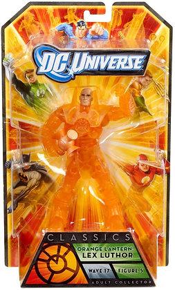 DC Universe Classics Lex Luthor Orange Lantern Collectible Figure