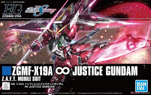 Bandai Mobile Suit Gundam HGCE231Infinite Justice Gundam Model Kit