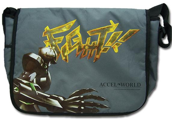ACCEL WORLD SILVER CROW MESSENGER BAG