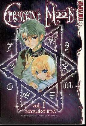 CRESCENT MOON TOKYOPOP GN VOL 1,2,3 (Manga)