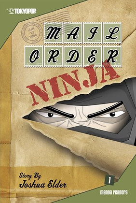 Mail Order Ninja, Vol. 1,2 Paperback by Joshua Elder  (Author), Er