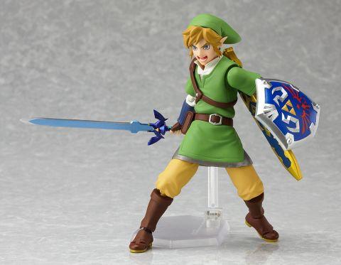 Zelda Skyward Sword: Link Figma Action Figure