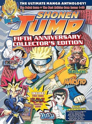 Shonen Jump Fifth Anniversary Collector's IssueHardcover – August 5, 2008