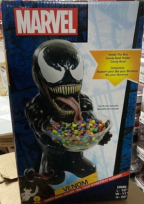 Marvel Classic Venom Candy Bowl Holder Marvel Universe Halloween