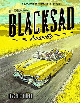 Blacksad: AmarilloHardcover – Illustrated, October 28, 2014  byJuan Diaz Canal
