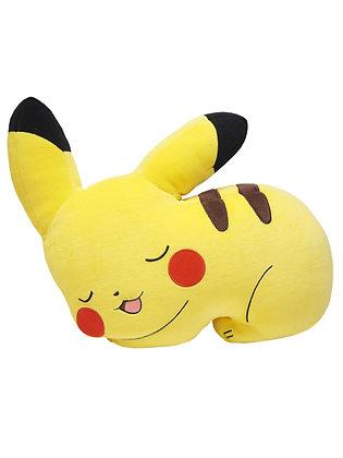 """""""Pokemon"""" Mochifuwa Cushion PZ17 Pikachu Sleeping"""