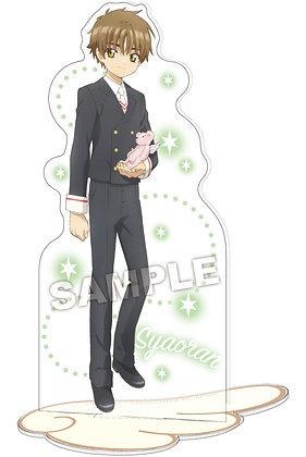 """Cardcaptor Sakura: Clear Card Arc"" Acrylic StandSyaoran"