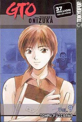 GTO VOL 9 GN Manga