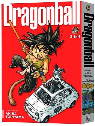 Dragon Ball Omnibus Vol.1-14 MANGA