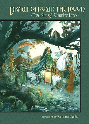 Drawing Down the Moon: The Art of Charles Vess Paperback – November 22, 2011