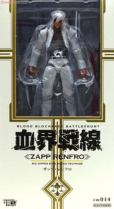 Blood Blockade Battlefront Micro Yamaguchi Revol mini rm-014 Zapp (PVC Figure)