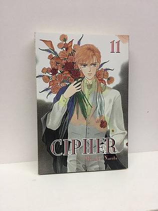 CIPHER VOL 11 (MANGA BOOK)  DC COMICS  (W/A/CA) Minako Narita