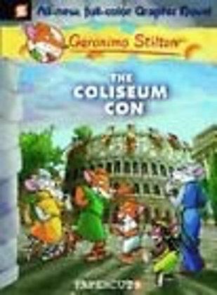 The Coliseum Con (Geronimo Stilton #3) Hardcover – Illustrated, November 24, 200