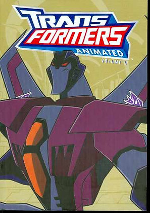 TRANSFORMERS ANIMATED TP 04 IDW PUBLISHING Various By Various More acti