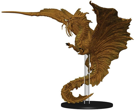 D&D Attack Wing: Wave Four - Gold Dragon Expansion Pack