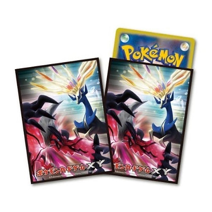 Pokemon XY Xerneas Yveltal Official Card Sleeves (32ct)