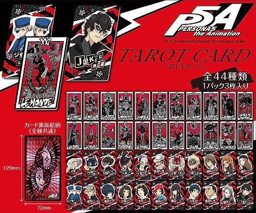 "Display Box of 15 packs""PERSONA5 the Animation"" Tarot Card"