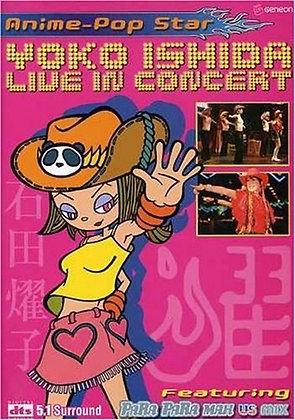 Anime-Pop Star - Yoko Ishida: Live in Concert