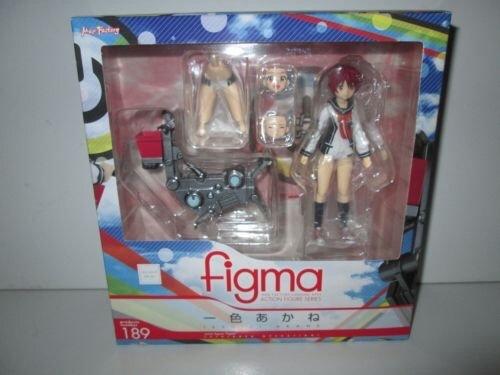 Figma Max Factory Vividred Operation 189 Isshiki Akane Action Figure