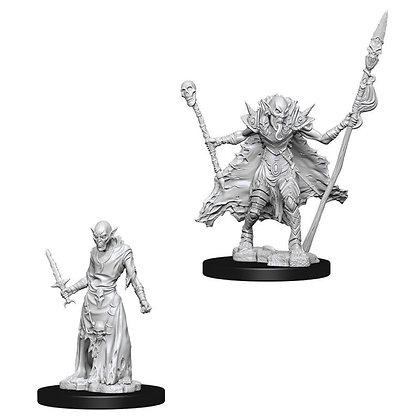 Pathfinder Deep Cuts Unpainted Minis: Ghouls